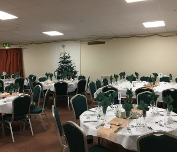 walker room xmas ball room picture